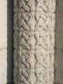 Duomo Lucca - détail façade - entrelacement de cercles.jpg