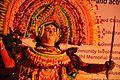 Durga - Mahisasuramardini - Chhau Dance - Royal Chhau Academy - Science City - Kolkata 2014-02-13 9125.JPG