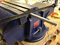 During the cutting of aluminum rod.jpg