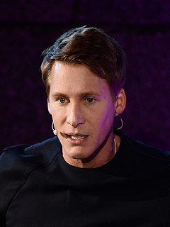 Dustin Lance Black American screenwriter, director and producer