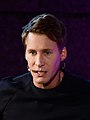 Dustin Lance Black on Forum Stage at Web Summit 2017 (24373767078).jpg