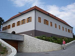 Banfi Manor - Image: Dvorac Banfi, Štrigova jugoistok