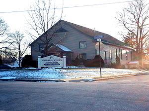 Elizabethtown, Pennsylvania - Elizabethtown, Pennsylvania borough hall