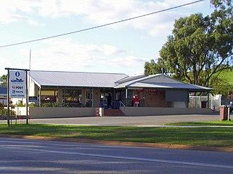 Bindoon, Western Australia - Image: E37 Chittering Tourist Centre