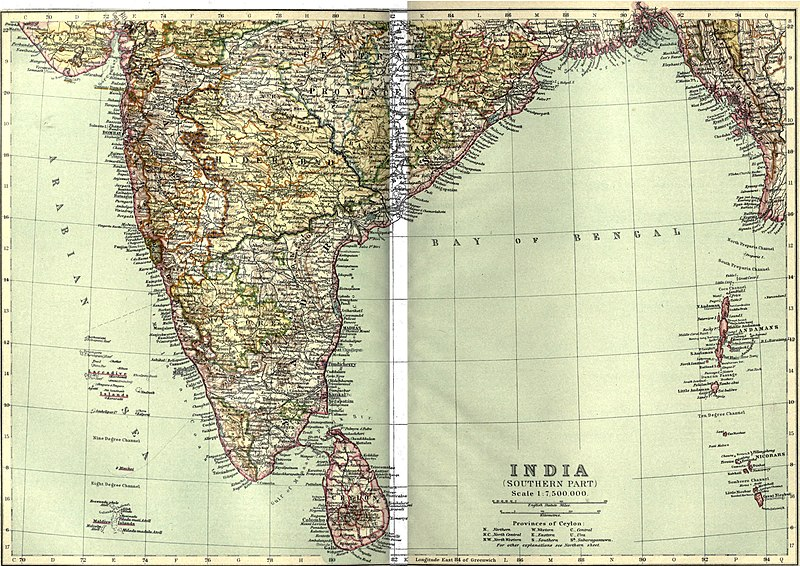 1911 Encyclopædia Britannica/India - Wikisource, the free