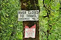 Eagle Falls, Skykomish River - warning sign.jpg