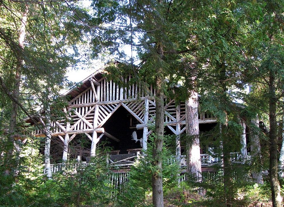 Eagle Island Camp Upper Saranac Lake, NY