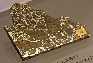 Pallasite - Eagle Station, ES group