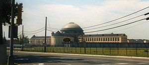 East Jersey State Prison - East Jersey State Prison - front