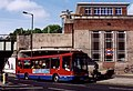 East Finchley Station and 234 Bus - geograph.org.uk - 119126.jpg