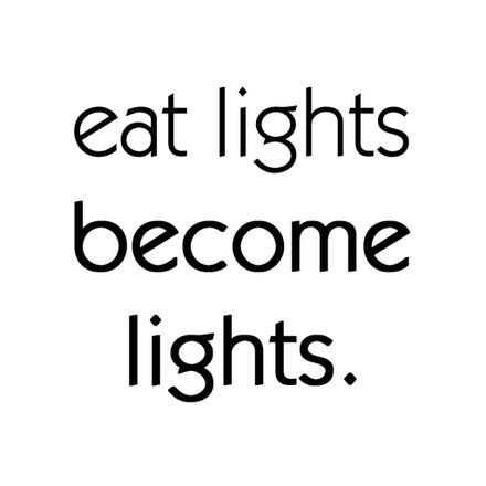 Eat Lights Become Lights Nature Reserve Rar