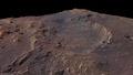 Eberswalde crater in perspective ESA207832.tiff