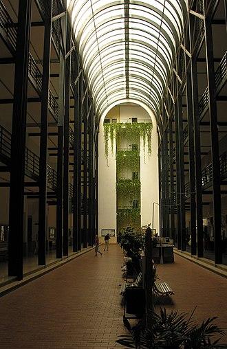 University of Seville - Economy and Business School (Facultad de Economía y Empresariales)