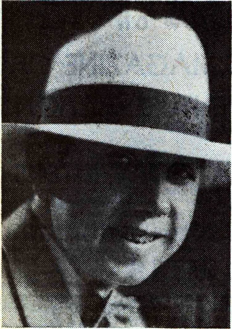 Ed Earl Repp, from the October 1938 issue of Amazing Stories