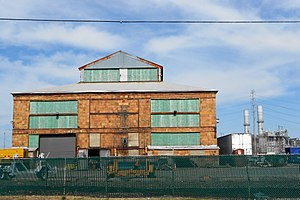 Eddystone, Pennsylvania - Old factory in Eddystone