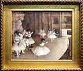 Edgar degas, ripetizione di un balletto sulla scena, 1874, 01.JPG