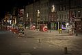 Edinburgh HighStreet during Fringe late-night.jpg