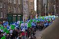 Edinburgh public sector pensions strike in November 2011 2.jpg