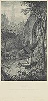 Edward von Steinle Illustration zur Chronika des fahrenden Schülers 2.jpg