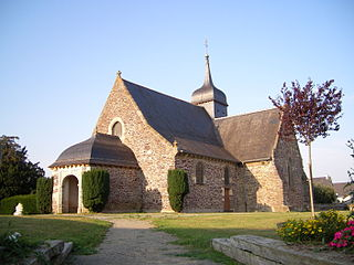 Cintré Commune in Brittany, France
