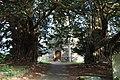 Eglwys Sant Garmon Church of St Garmon, Ceiriog Ucha Llanarmon Dyffryn Ceiriog Wrecsam Wrexham Cymru Wales 07.JPG
