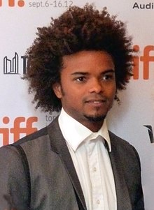 Eka Darville at the premiere of Mr Pip, Toronto Film Festival 2012.jpg