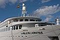 El Crucero MS Belle del Adriático en el muelle de Santa Catalina de Las Palmas de Gran Canaria Islas Canarias (6413435663).jpg