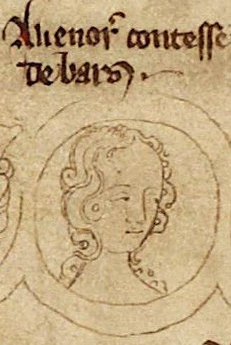Eleanor of England, Countess of Bar - Image: Eleanor, Countess of Bar