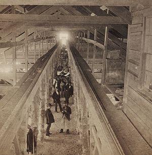 Vinalhaven, Maine - A stone manufactory c. 1880