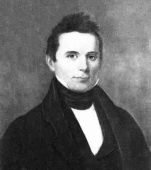 Elias Boudinot (Cherokee) - Elias Boudinot