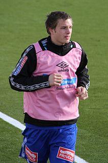 Elias Valderhaug Norwegian footballer