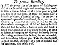 Eliza Smith The Compleat Housewife 1739 To Promote Breeding.jpg