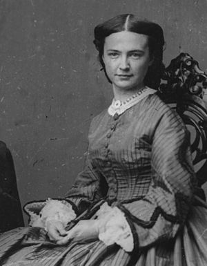 "Elizabeth Bacon Custer - Elizabeth ""Libbie"" Custer"