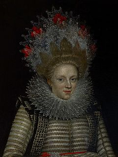 Elizabeth Cary, Viscountess Falkland British writer, 1585-1639