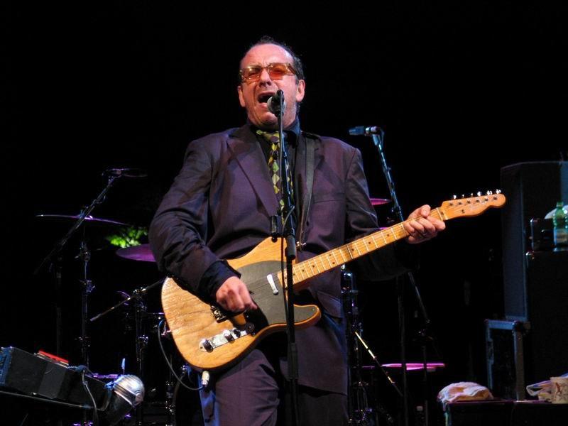 Elvis Costello 15 June 2005