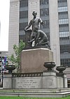 Emancipation Memorial (Boston) by Thomas Ball - IMG 8949-1.JPG
