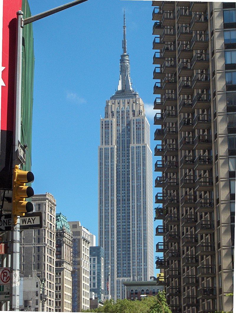 Empire State Building (from Washington Square Park) 2.JPG
