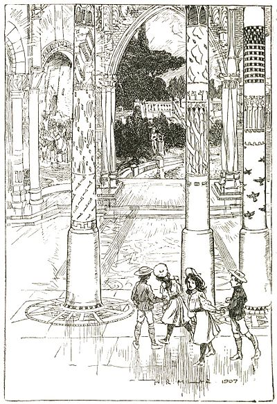 Enchanted Castle Frontispiece.jpg