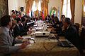 Encuentro de escuelas, institutos y academias diplomáticas de los países miembros de UNASUR (6376892203).jpg
