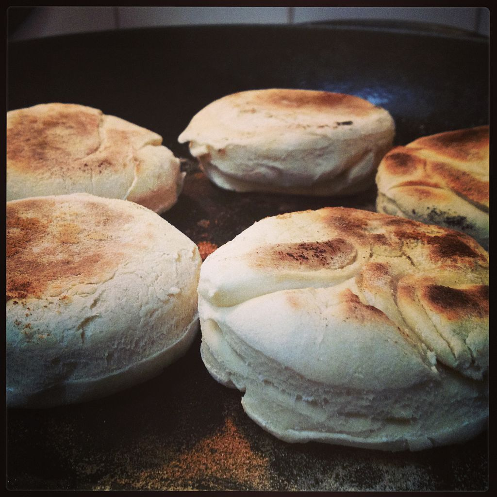 image of english muffin