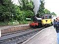 Enthusiasts' Steam Railway at Mid Hants Railway - geograph.org.uk - 596.jpg