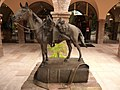 Equestrian Statue Honoring Arizona Law - panoramio.jpg