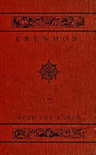 <i>Erewhon</i> 1872 novel