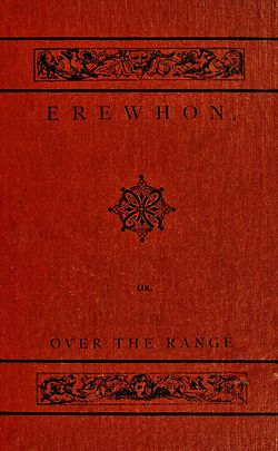 meaning of erewhon