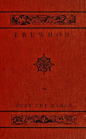 Erewhon - First edition cover
