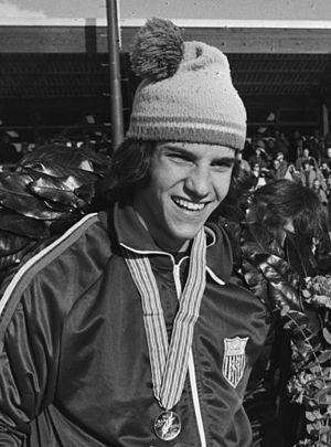 Eric Heiden - Heiden in 1977