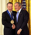 Erich Kunzel, 2006 National Medal of Arts.jpg