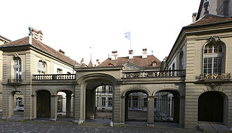 Bern - Erlacherhof