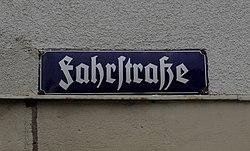 Erlangen Fahrstraße 001.JPG