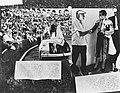 Ernest Hemingway in Spanje bij stierengevechten, Bestanddeelnr 911-4949.jpg